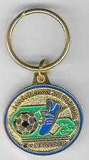 GATINEAU CITY FOOTBALL SOCCER ASSOCIATION QUEBEC CANADA OFFICIAL KEYCHAIN OLD