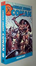 SAVAGE SWORD OF CONAN VOLUME 8  (Dark Horse 2010 TPB TP SC)  VF/NM