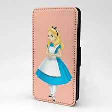 For Apple iPod Touch Flip Case Cover Alice In Wonderland - T1162