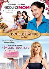 dvd Hallmark Double Feature Meddling Mom and Sweeter Side of Life