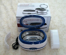 New Jewelery watch cleaning MINI glass ultrasonic Cleaner supply high quality