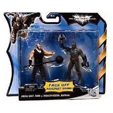 Batman The Dark Knight Rises Swing Shot Bane vs. Stealth Vision Batman ,New