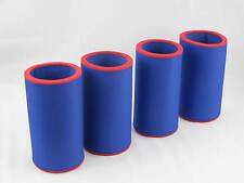 4er Set Getränkekühler 0,33l - Dosenkühler - Neoprenkühler - passgenau - Alkopop