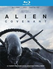 Alien: Covenant (Blu-ray Disc ONLY, 2017)