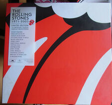 "ROLLING STONES ""1971 - 2005"" 18 LP VINYL BOX RARE limited numbered sealed"