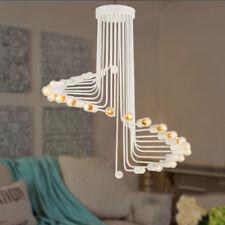 Modern Chandelier Lighting Industrial White Ceiling Lights Kitchen Pendant Light