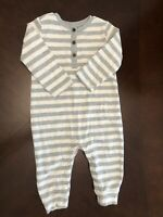 NWT Gymboree Seagull Boat Ready To Go Romper Outfit Baby Boys 12-18 M