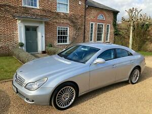 2008 Mercedes-Benz CLS500 5.5 V8 7G-Tronic Silver