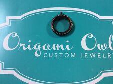 ORIGAMI OWL LOCKET LARGE Silver