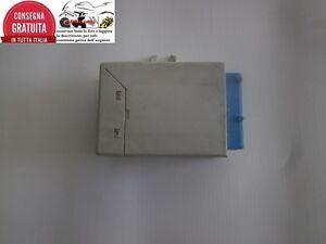 ECU System Wipers System Control BMW C1 125 00 02