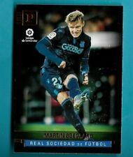 Martin Odegaard la Liga Sociedad tarjeta base-Panini crónicas 2019//20 Fútbol
