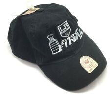 Los Angeles Kings NHL Hockey 2012 Stanley Cup Trophey Finals Dad Slouch Hat Cap