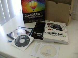 CorelDRAW Graphics Suite X4 + Serial Number