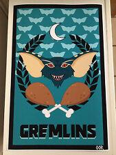 "Gremlins 24""x36"" movie poster print"