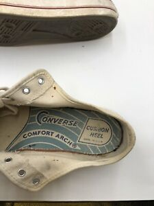 Vintage Jack Purcell Made in USA Converse Shoes Size 8 Sneaker