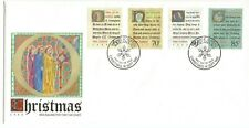 1988 New Zealand ❄ Christmas ~ First Day Cover