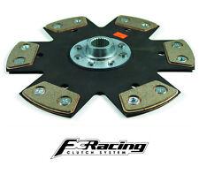 FX STAGE 3 RIGID RACE CLUTCH DISC 93-98 TOYOTA SUPRA TURBO 3.0L 2JZGTE MK4