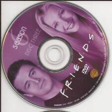 Friends (DVD) Season 6 Disc 3 Replacement Disc U.S. Issue!