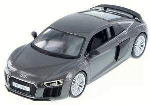 AUDI R8 V10 Plus 1:24 Scale Diecast Model Die Cast Mar Models Miniature