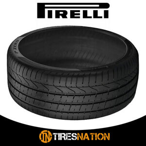 (1) New Pirelli Pzero 245/35ZR19 XL 93Y All Season Performance Tires