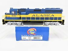 HO Scale Athearn 79696 ARR Alaska Railroad GP40-2 Diesel Locomotive #3010