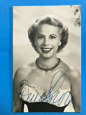 DINAH SHORE personally hand signed autographed photo