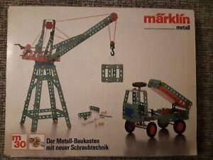Märklin Metall Baukasten M30 1004 in OVP