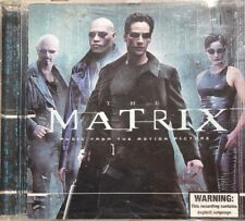 Various Artists: The Matrix - Music From The Motion Picture CD Album
