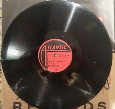"Ray Charles ""It's All Right"" 10"" 78 Atlantic Records-1143 1957 Orig First Press"
