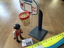 Basketball Net With Player Figure from Playmobil