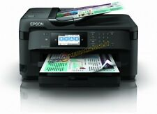 Epson WORKFORCE WF-7710DWF FAX MULTIFUNZIONE A3 FRONTE RETRO LAN RETE