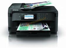 Epson WorkForce Wf-7710dwf A3 4-in-1 a getto D'inchiostro Stampante Multifunzion