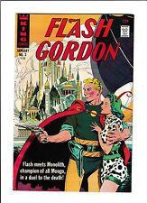 "FLASH GORDON #3  [1967 VG+]  ""LOST IN THE LAND OF THE LIZARDMEN"""