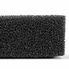 Filtration Foam Aquarium Fish Tank Filter Sponge P Black