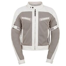 GIACCA IN COTONE CANVAS RELOADED AB BIANCA TUCANO URBANO SIZE S