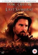 THE LAST SAMURAI (DVD / TOM criuse 2003)