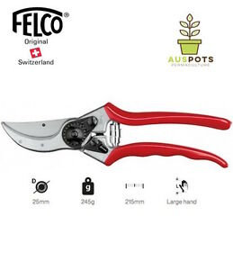 Felco 2 One-hand Pruning Shear / Secateurs - Swiss Made