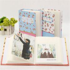 Floral Printed Baby Memory Book Girl Boy Keepsake Record First Album Shower Gift
