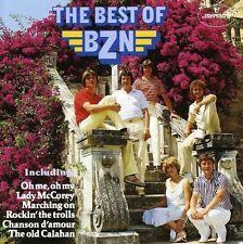BZN Best of (14 tracks, 1982, Mercury) [CD]