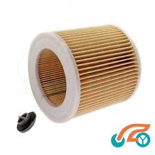 Air Filter Cartridge For Karcher A2003 A2004 A20054 A2204 A2201 Vacuum Cleaner