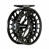 Sage Click 3/4/5 Fly Reel - Color Stealth - NEW - FREE FLY LINE