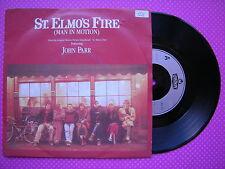 John Parr - St Elmo's Fire (Man In Motion) London LON-73 Ex Condition