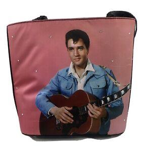 Elvis Presley Purse Handbag Candice