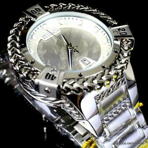 Invicta Reserve Hercules Meteorite Automatic Stainless Steel 56mm Watch New