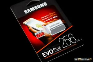 Samsung EVO Plus Micro SD 56GB 95MB/s Full HD Memory Card with Adapter Universal