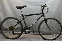 "1993 GT All Terra Outpost MTB Bike Large 18.5"" Hardtail Rigid Steel USA Charity!"