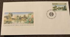 1989 Adelaide Botanic Garden Definitive Issue Australian Fdc Adelaide Sa