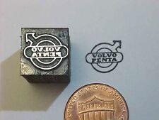 VOLVO PENTA Marine Division Logo Emblem Cars Trucks Bus Letterpress Printers Cut