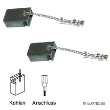 Escobillas Bosch GWS 7-125 CE, GWS 8-115 Z, GWS 8-115 - 5x10x17mm (2189)