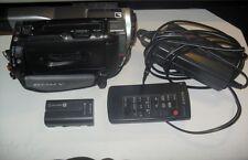 camescope sony DCR TRV110E Pal